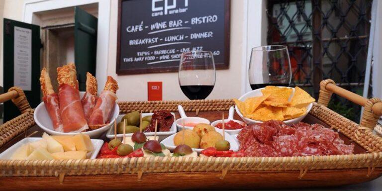 CP1 café & wine bar