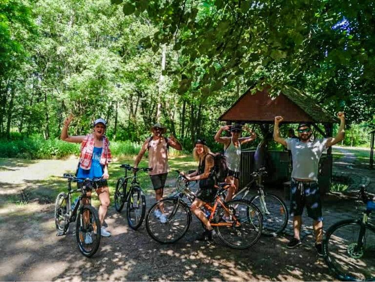 Na kole s Jirkou Čevelou
